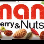 Nuss und Trockenfruchtmischung - Berry Nuts