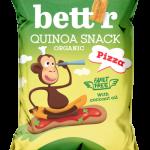 Bio Quinoa Snack mit Pizzageschmack