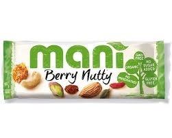 Bio Nuss und Trockenfruchtmischung - Berry Nutty