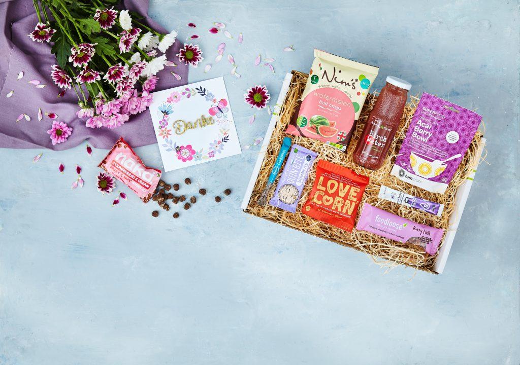 Snackbox Büro Weihnachtsgeschenk